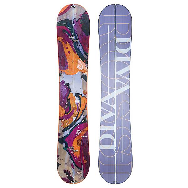 Rossignol Diva Split Womens Snowboard, , 600