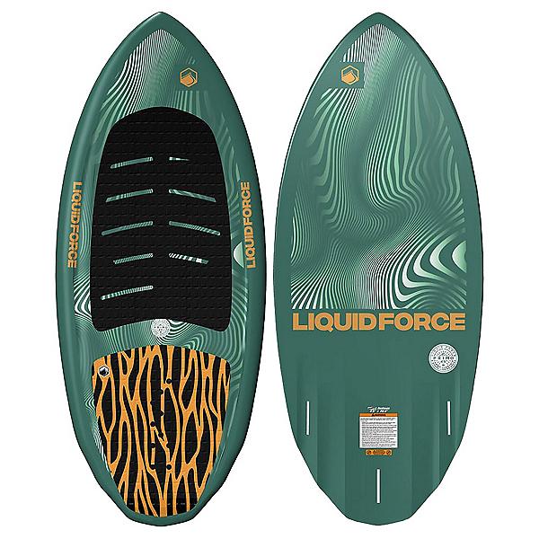 Liquid Force Primo Wakesurfer, Green, 600