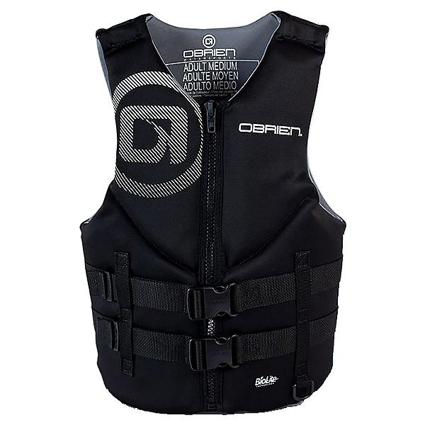 O'Brien Traditional Neoprene Adult Life Vest, Black, 600