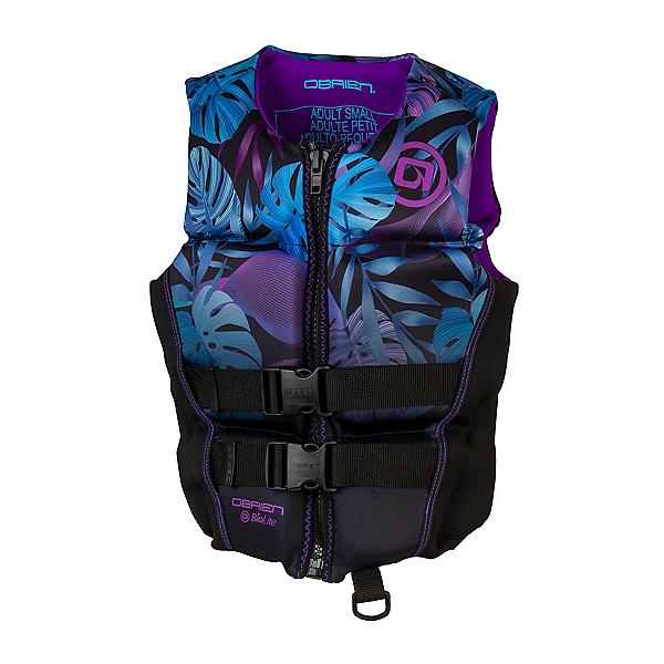O'Brien Flex V Back Womens Life Vest, Purple, 600