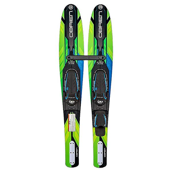 O'Brien Vortex Junior Combo Water Skis With Jr. X 7 Bindings Bindings, , 600