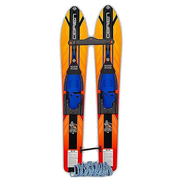 O'Brien All Star Trainer Junior Combo Water Skis With Jr. Adjustable Bindings Bindings, , 600