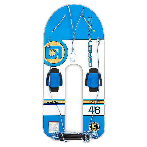 O'Brien Platform Trainer Junior Combo Water Skis With Bindings, , 600