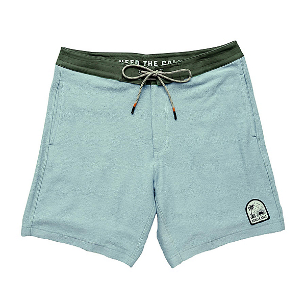 Howler Brothers Tranquilo Chill Mens Shorts, , 600