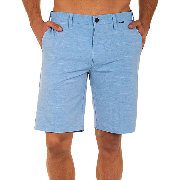 Hurley Dri Fit Cutback 21in Mens Hybrid Shorts, Pacific Blue, 600