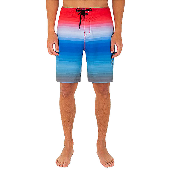 Hurley Phantom Spray Blend Mens Board Shorts, , 600