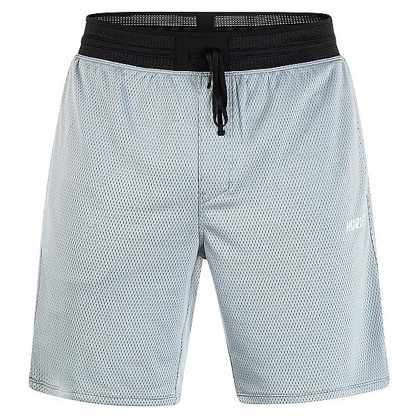 Hurley Explore Trails Mesh Mens Hybrid Shorts, Light Smoke Grey, 600