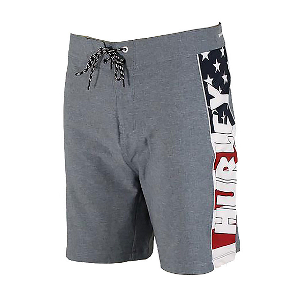 Hurley Phantom Fastlane Americana Mens Board Shorts, , 600