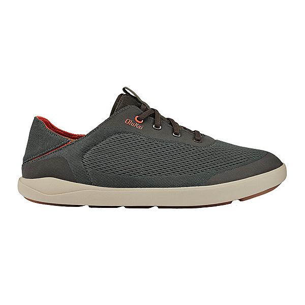 OluKai Moku Pae Mens Shoes, Island Salt-Koi, 600