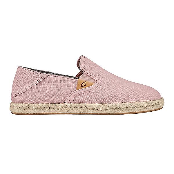 OluKai Kaula Pa'a Kapa Womens Shoes, Rose Sea Salt-Rose Sea Salt, 600