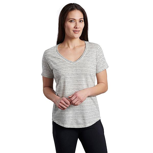 KUHL Aria S/S Womens Shirt, Pavement, 600