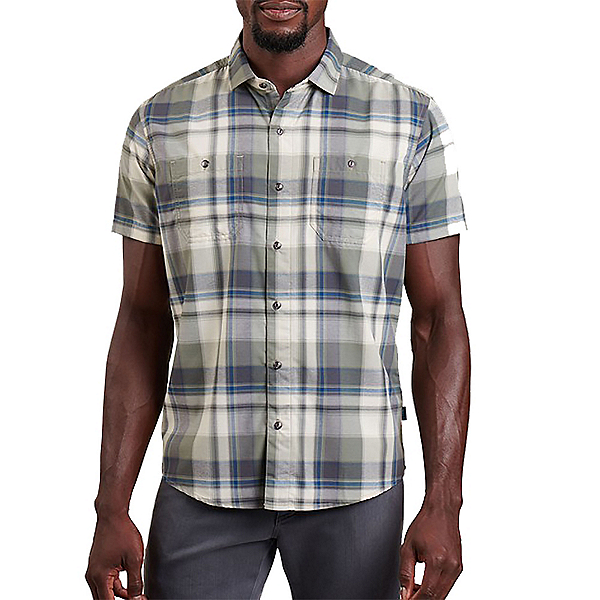 KUHL Styk Mens Shirt, Shaded Meadow, 600