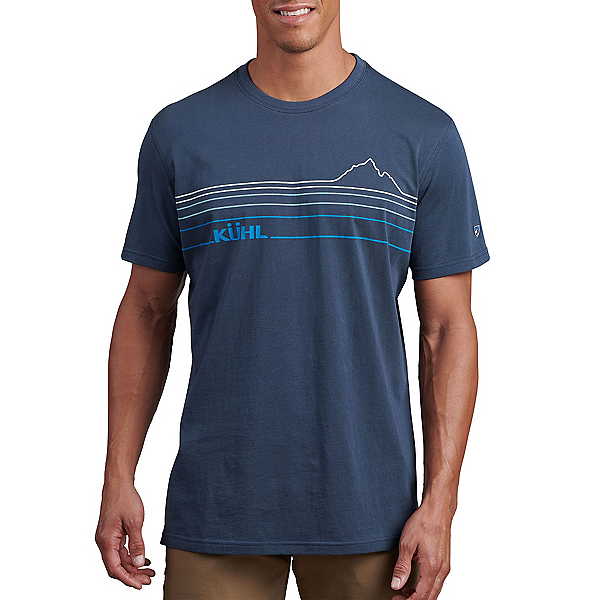 KUHL Mountain Lines Mens T-Shirt, , 600