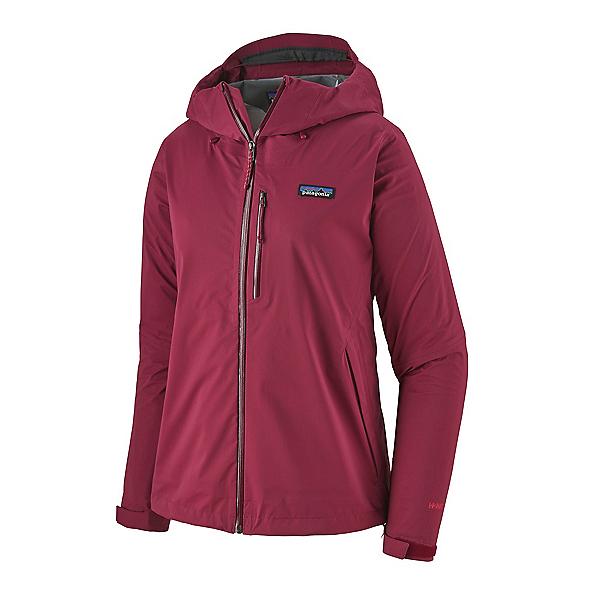 Patagonia Rainshadow Womens Jacket, Roamer Red, 600