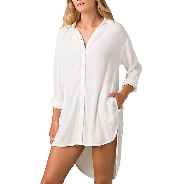 Prana Scheena Shirt Bathing Suit Cover Up, , 600