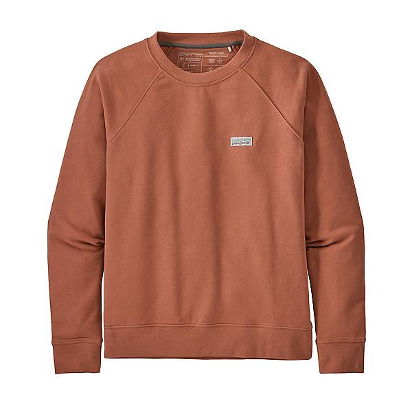 Patagonia Pastel P-6 Label Organic Crew Womens Sweatshirt, , 600