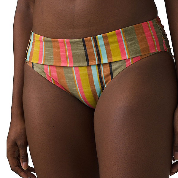Prana Marta Bathing Suit Bottoms, Cacti Soleil Strip, 600