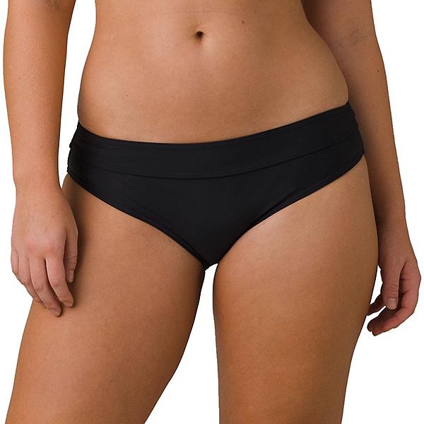 Prana Ramba Bathing Suit Bottoms, Black Solid, 600