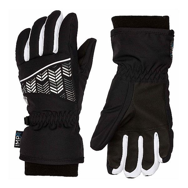 Rossignol Nicky IMPR Kids Gloves, Black, 600