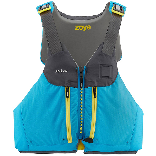 NRS Zoya Mesh Back Adult Kayak Life Jacket, Teal, 600