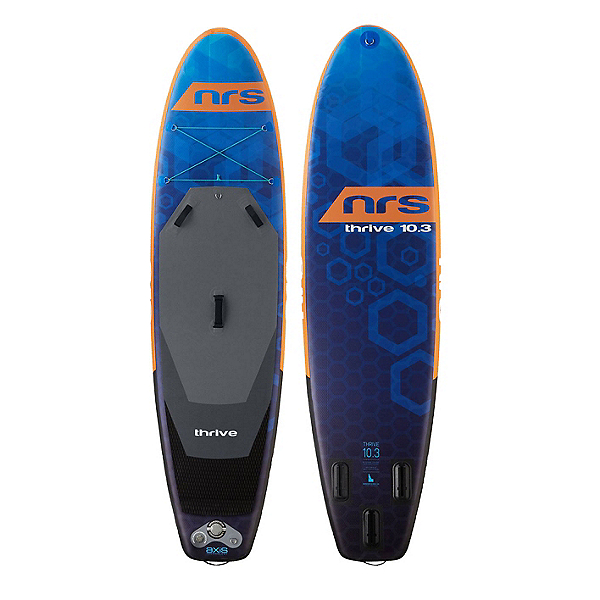 NRS Thrive Inflatable Stand Up Paddleboard, , 600