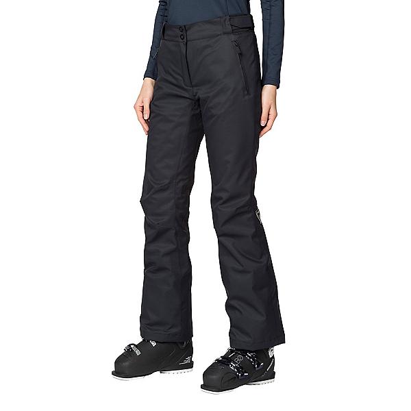 Rossignol Ski Womens Ski Pants, Black, 600