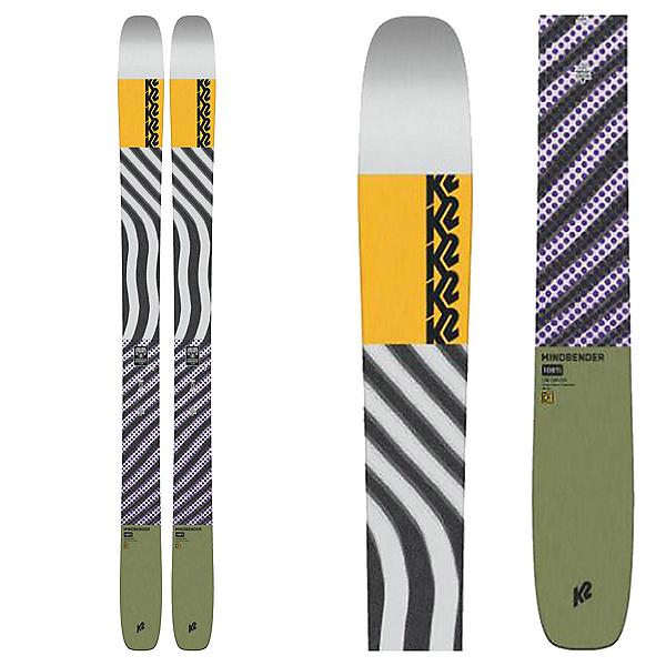 K2 Mindbender 108 TI Skis 2022, , 600