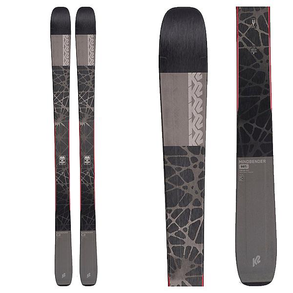 K2 Mindbender 99 TI Skis 2022, , 600