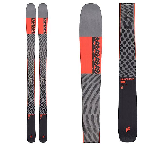 K2 Mindbender 90 TI Skis 2022, , 600