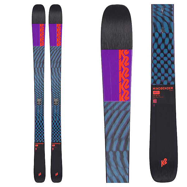 K2 Mindbender 88 TI Alliance Womens Skis 2022, , 600