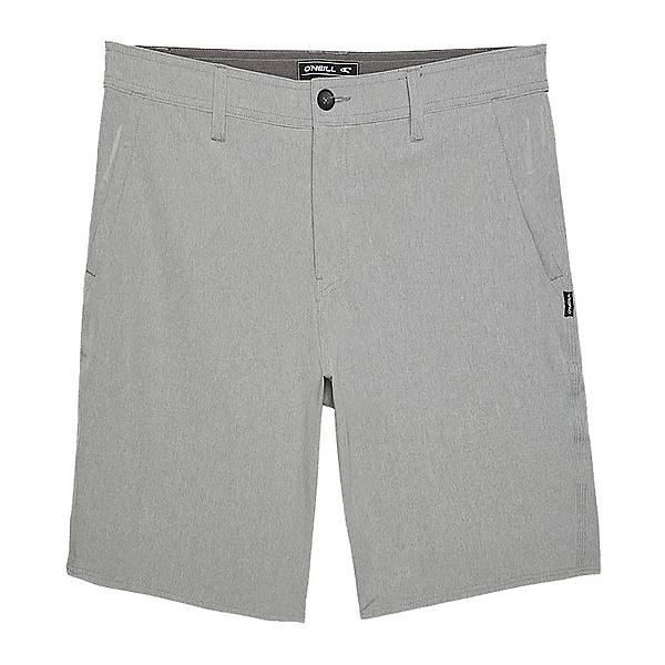 O'Neill Reverse Heather Hybrid Mens Hybrid Shorts, Light Grey, 600