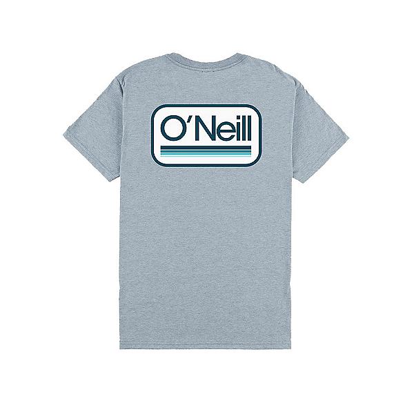 O'Neill Headquarters S/S Mens T-Shirt, Light Indigo, 600