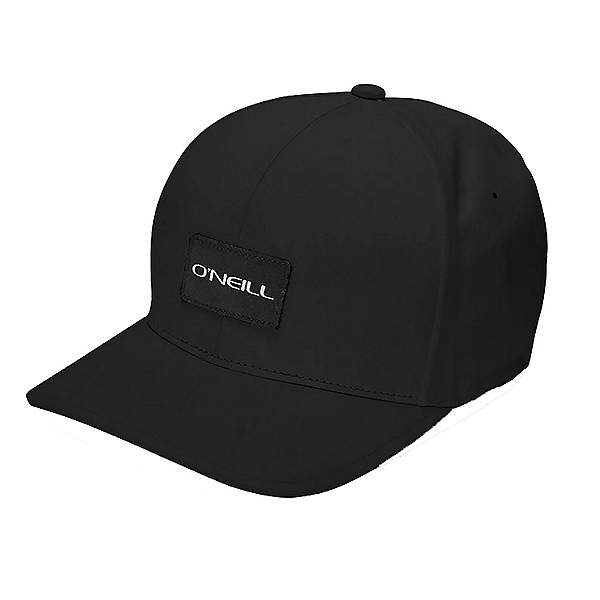O'Neill Hybrid Hat, Black Solid, 600