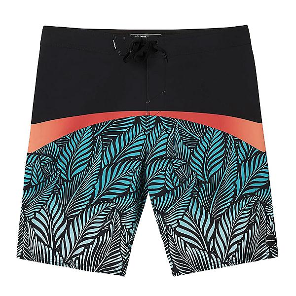 O'Neill Hyperfreak 20in. Mens Board Shorts, Turquoise, 600