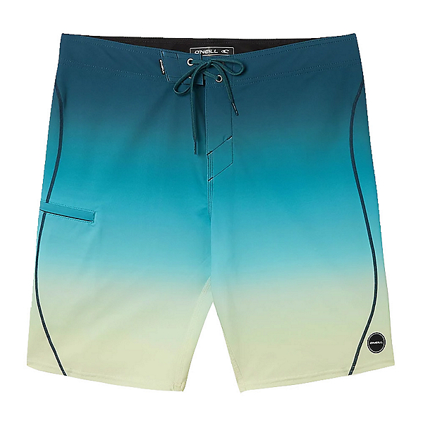 O'Neill Hyperfreak S-Seam Fade Mens Board Shorts, , 600