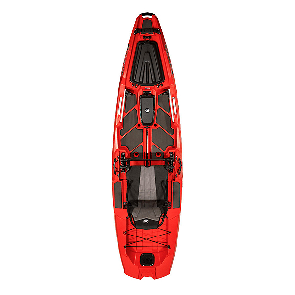 Bonafide Kayaks SS107 Kayak, Redline, 600