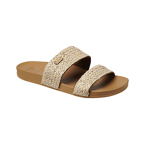 Reef Cushion Vista Thread Womens Flip Flops, Vintage, 600