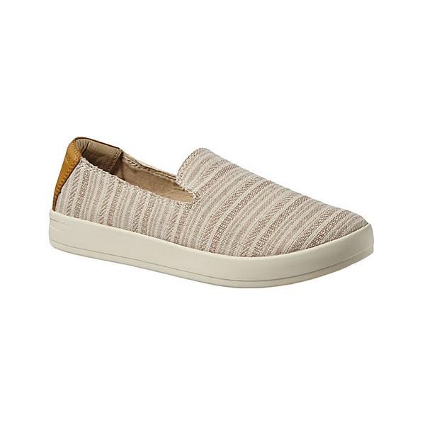 Reef Cushion Sunrise TX Womens Shoes, Khaki Stripes, 600