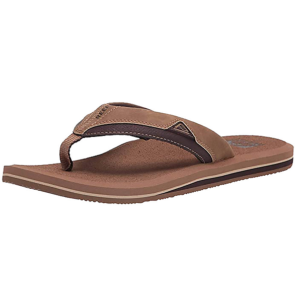 Reef Cushion Dawn Mens Flip Flops, Bronze, 600