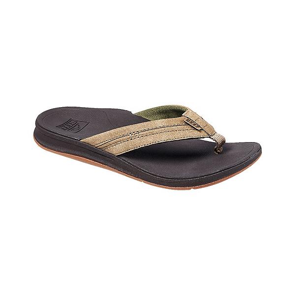 Reef Ortho-Coast Mens Flip Flops, Brown, 600