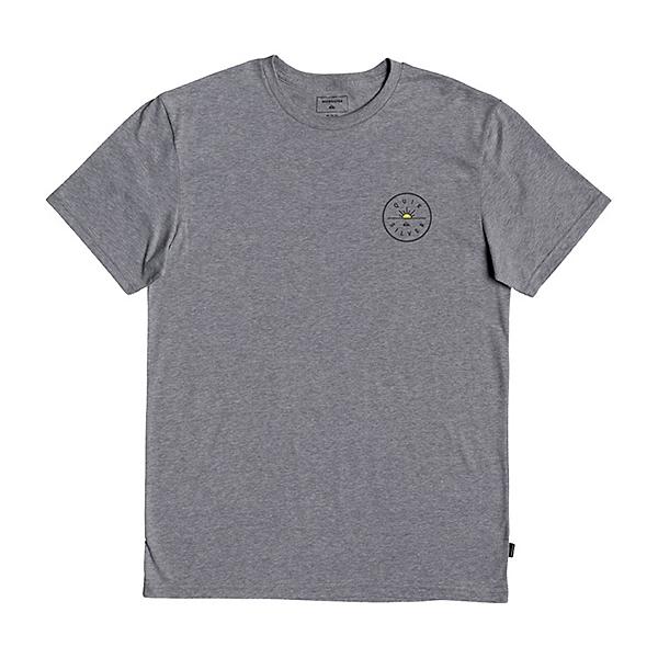 Quiksilver Near Dawn Mod Mens T-Shirt, , 600