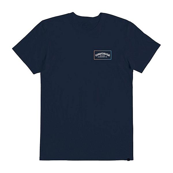 Quiksilver Mellow Moon Short Sleeve Mens T-Shirt, , 600