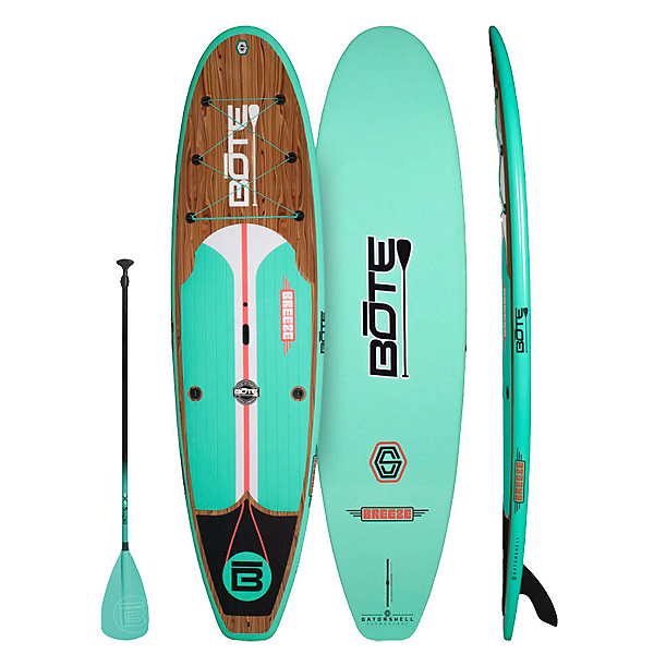 BOTE Breeze Recreational Stand Up Paddleboard, Classic, 600