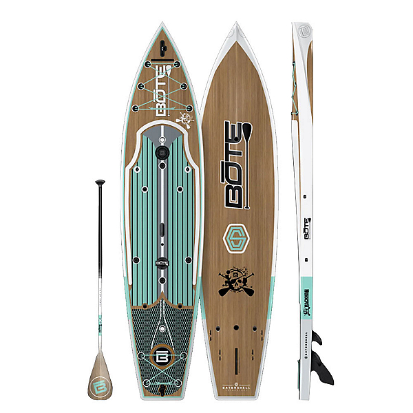 BOTE Rackham Recreational Stand Up Paddleboard, Classic, 600