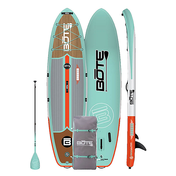 BOTE Breeze Aero Inflatable Stand Up Paddleboard, Classic, 600