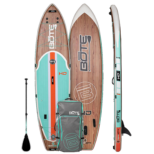 BOTE HD Aero Inflatable Stand Up Paddleboard, Classic, 600