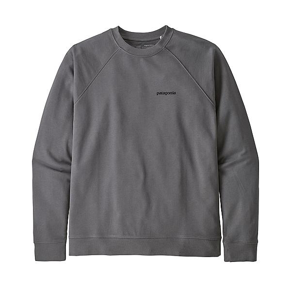 Patagonia P-6 Logo Organic Cotton Crew Mens Sweatshirt, , 600