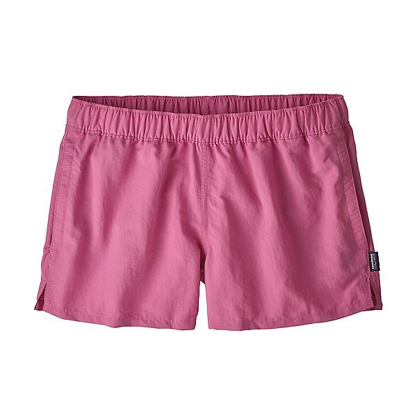 Patagonia Barely Baggies Womens Hybrid Shorts, Marble Pink, 600