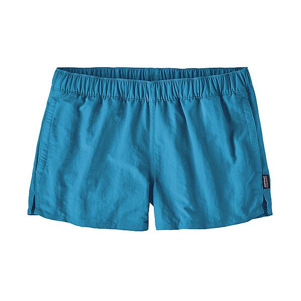 Patagonia Barely Baggies Womens Hybrid Shorts, Joya Blue, 600