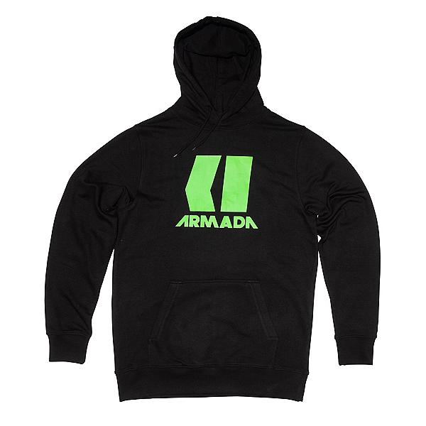 Armada Icon Hoodie, Black, 600